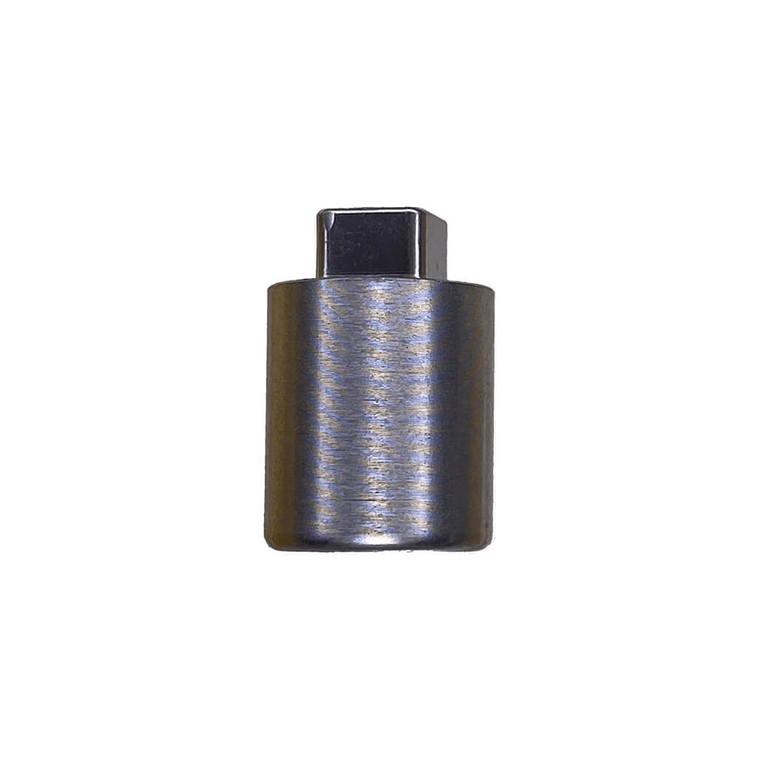 The AeroCrank Standard Handle Nut is made of stainless steel and 14mm in length.