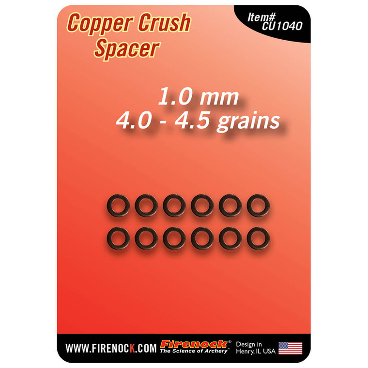 Copper Spacer (12)