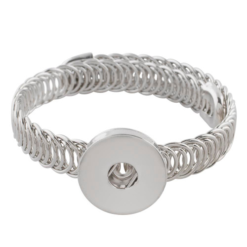 Narrow Swirls Bracelet