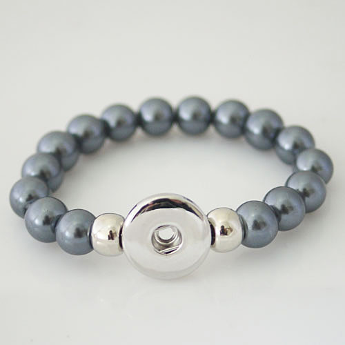 Pearly Gray Bracelet