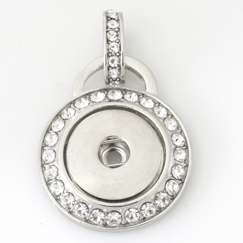 All About Crystal Pendant