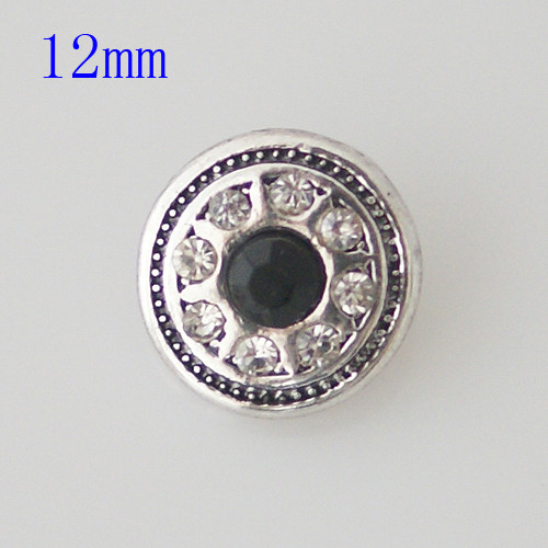 Black Stone Snap (12mm)