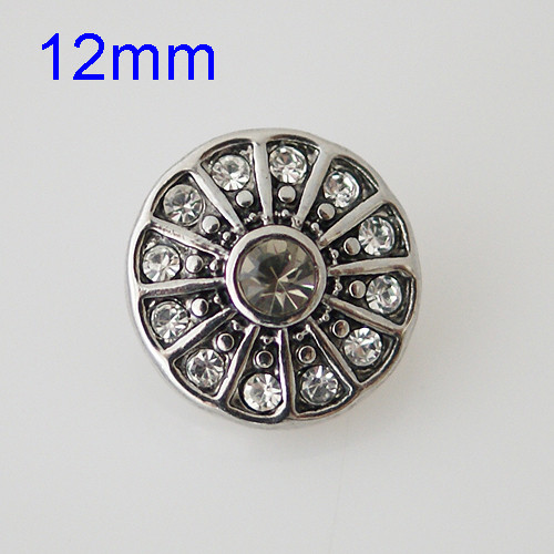 Wheel of Crystal Snap (12mm)