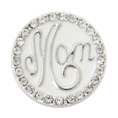 Mom in Silver Snap