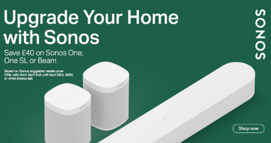 Upgrade your home with Sonos