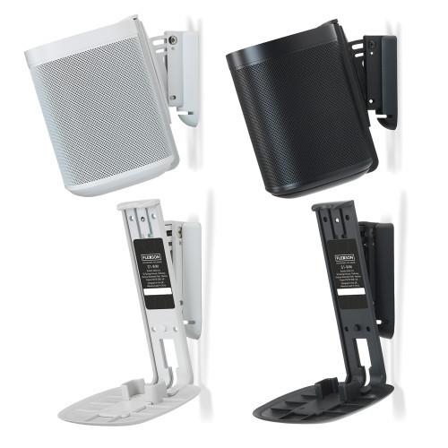Flexson Wall Bracket for Sonos One, One G2, One SL & Play 1