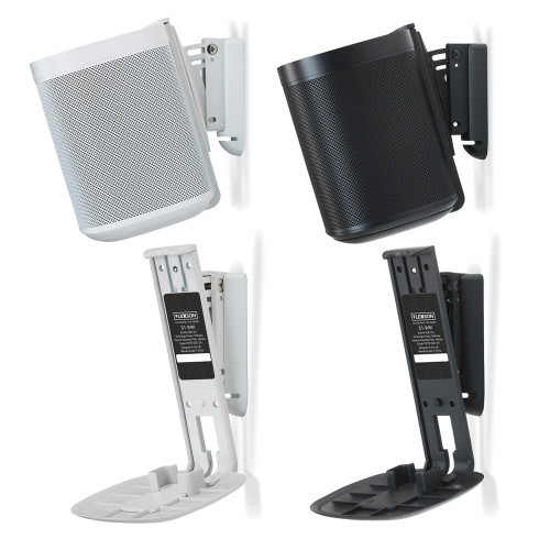 Flexson Wall Bracket for Sonos One, One G2, One SL & Play 1