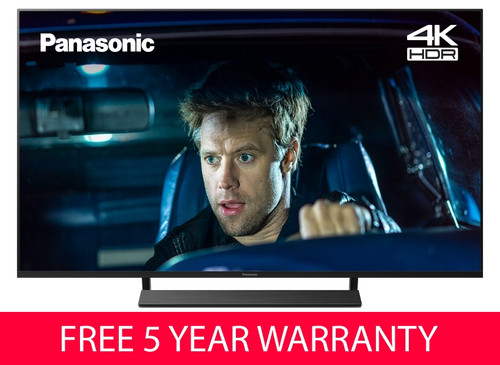 "Panasonic TX40GX800 2019 40"" LED TV with 5 Year Warranty"