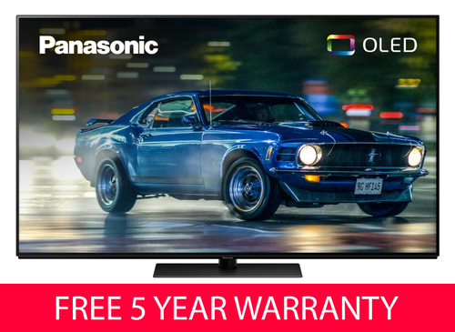 "Panasonic TX65GZ950 2019 55"" OLED TV with 5 Year Warranty"