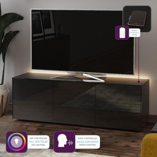 Frank Olsen Intel 1500 LED TV Cabinet