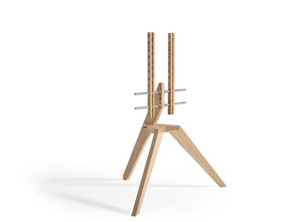 Vogels OP1 Modern Freestanding TV Floor stand