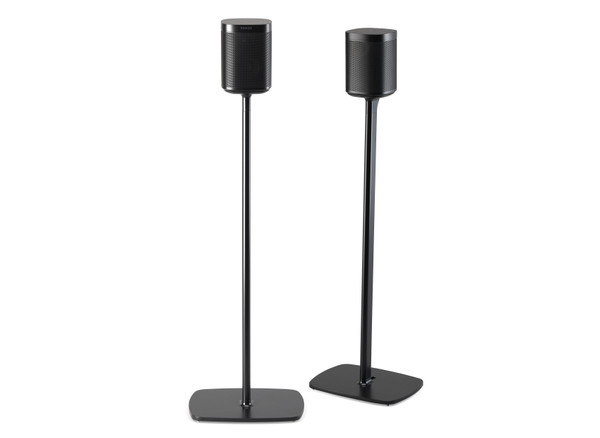 Flexson Floor Stands for Sonos One, One G2, One SL & Play 1