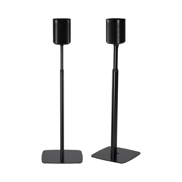 Adjustable Floorstand (Pair) for Sonos One