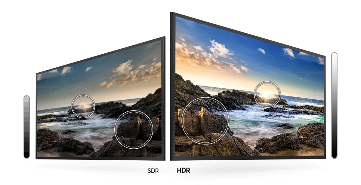 "Samsung UE43TU8000 43"" Smart TV HDR Technology"