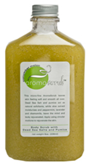 AromaScrub Cucumber Melon