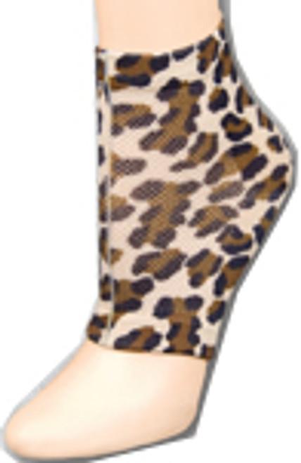 Gel Socks - Leopard Pattern