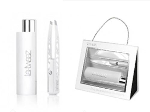 Pro Illuminating Tweezers (White)