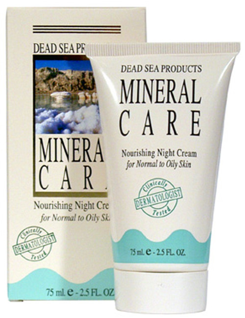 Nourishing Night Cream for Normal/Oily Skin