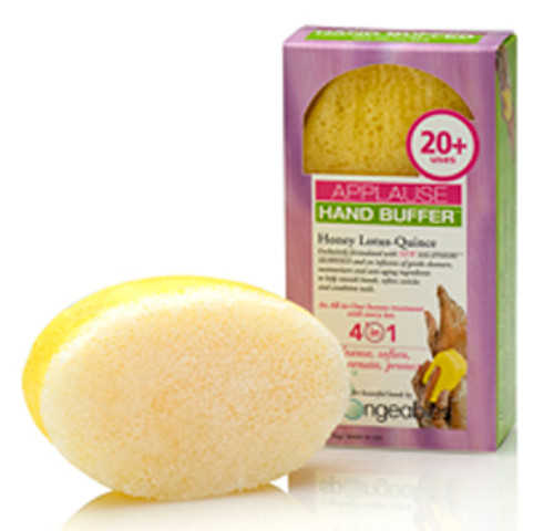 Honey Lotus-Quince Hand Buffer