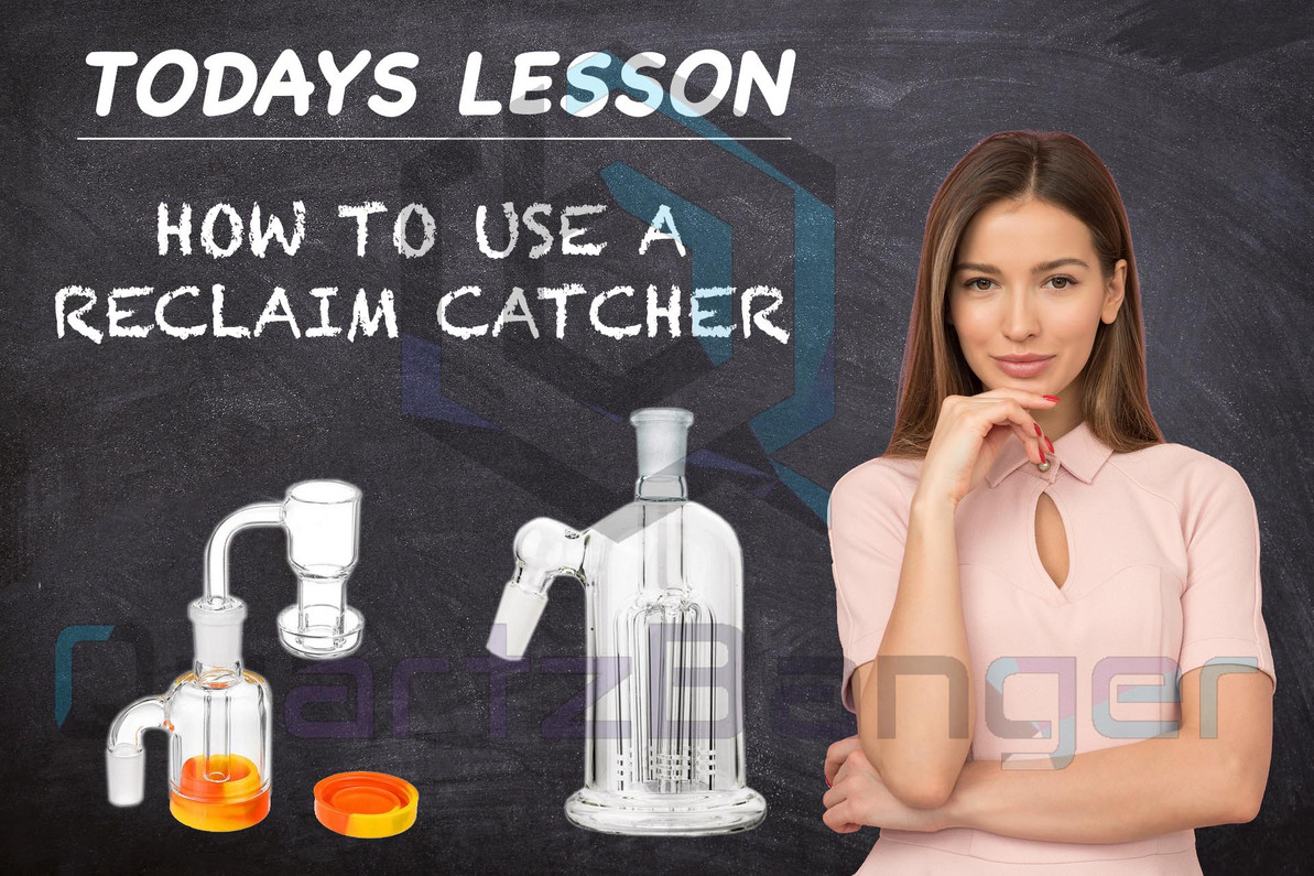 How to Use a Reclaim Catcher