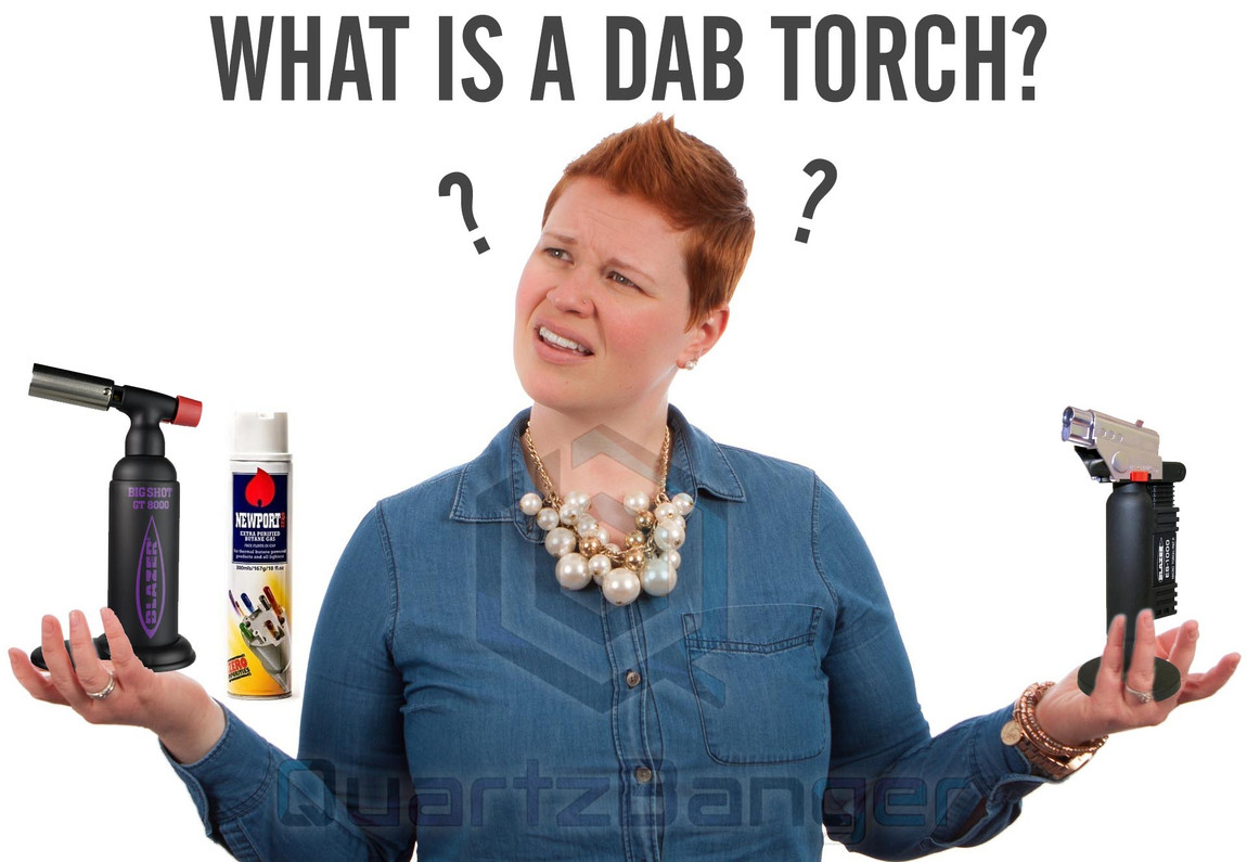 What is a Dab Torch?