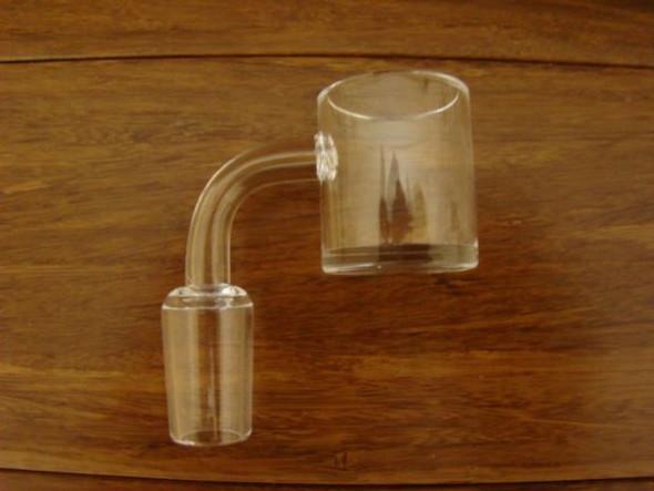 18mm Male XL Quartz Bucket Banger 90 Degree Angle
