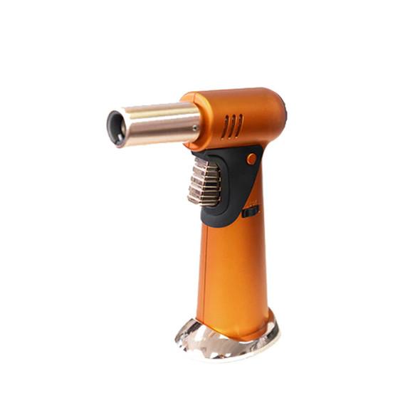 Scorch Torch Easy Hand Held 45 Degree Butane Torch - Orange