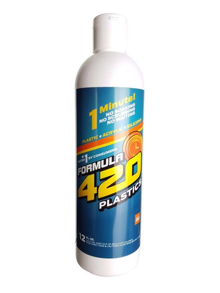 Formula 420 Plastic Cleaner - 12oz
