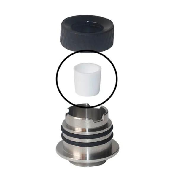 EPro Ceramic Dish Insert for Banger or Atomizer