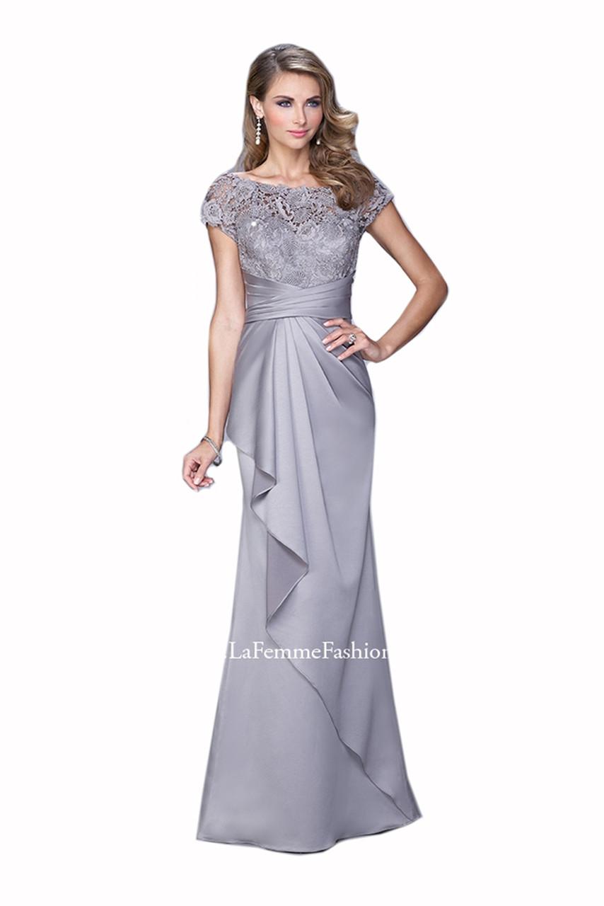 La Femme Dresses 21438