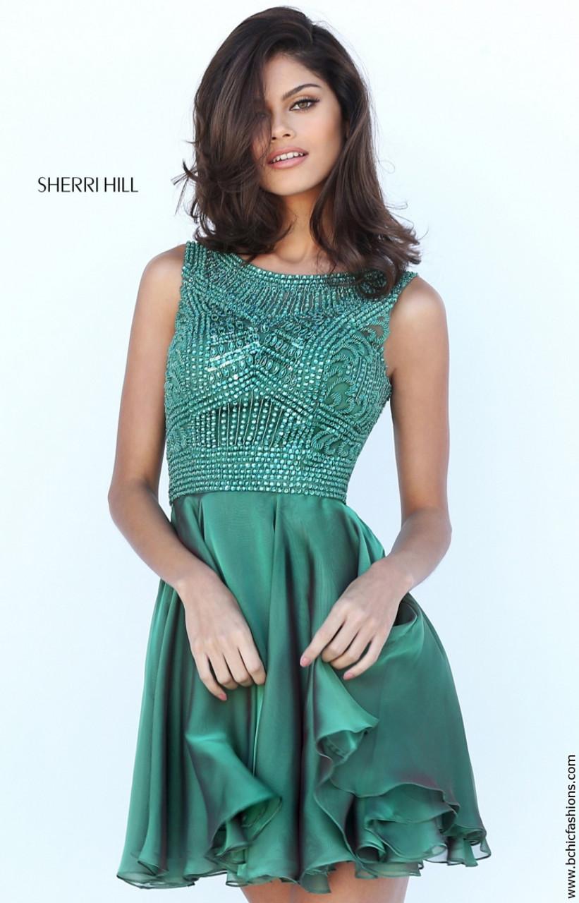 6aa4e3fcd3e Sherri Hill 50517