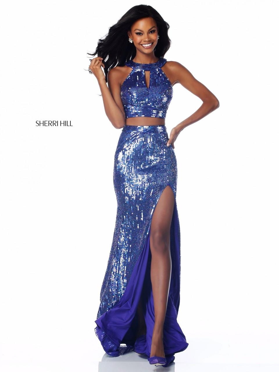 6f159c49c3c56 Sherri Hill 51756 - B Chic Fashions