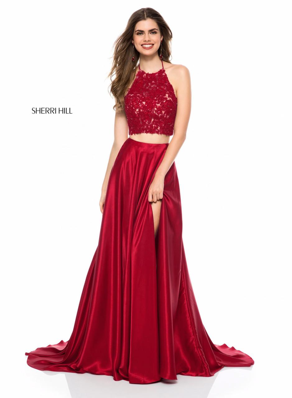 eebbd333fa6 Sherri Hill 51843 - B Chic Fashions