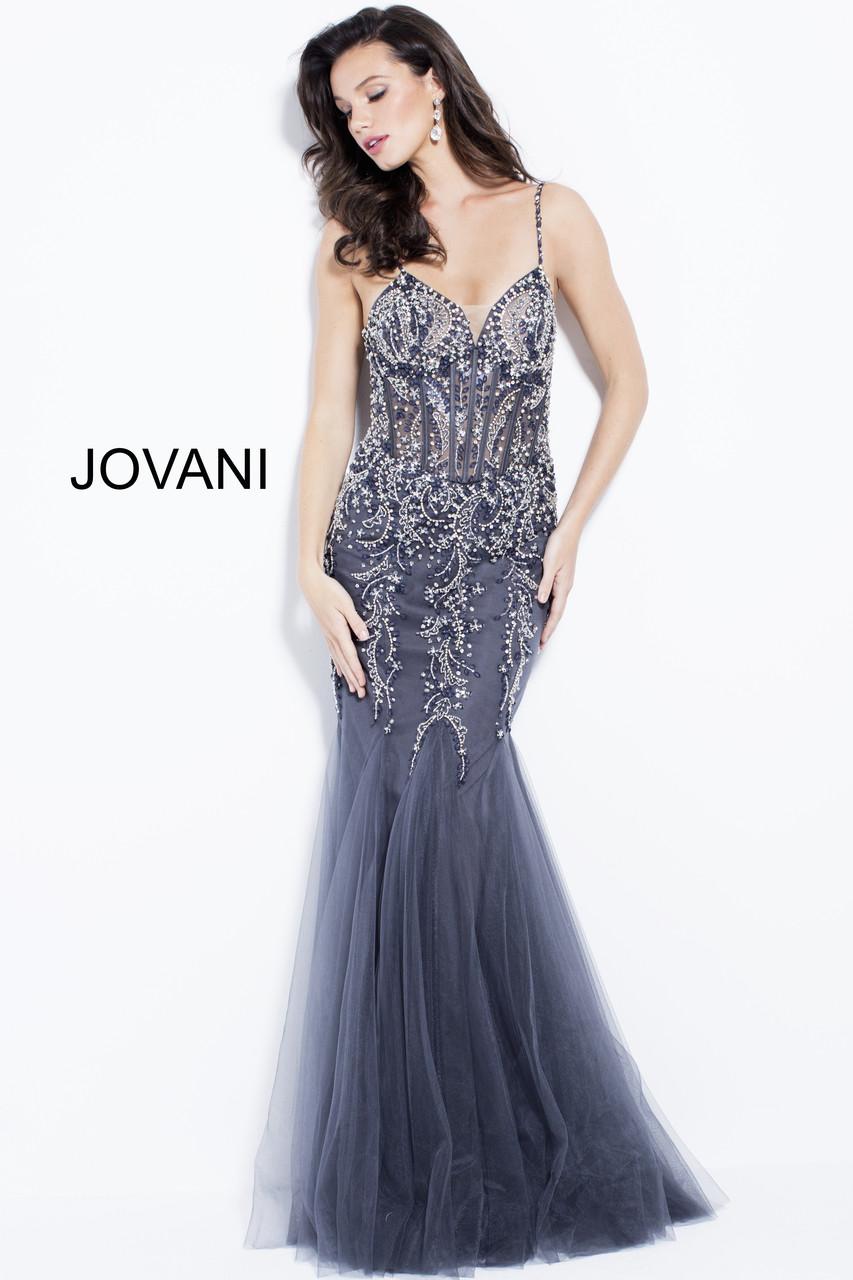 dea5177b Jovani 53172 - B Chic Fashions