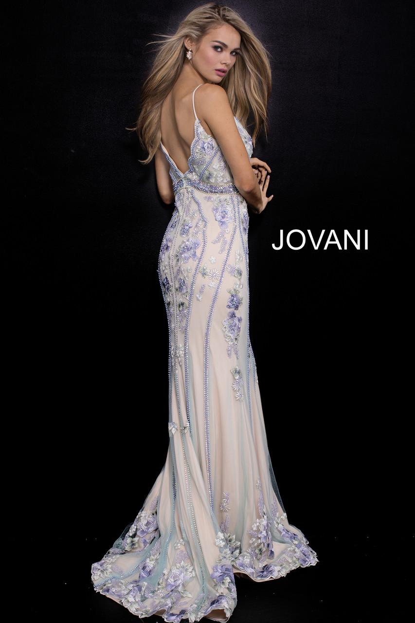 2cc80c1c9ee Jovani 55816 - B Chic Fashions