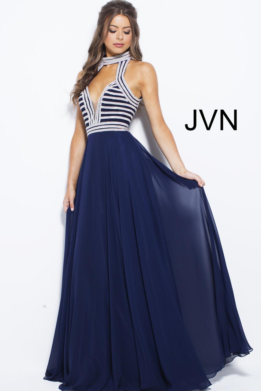 690d35ff92 JVN by Jovani JVN53380 - B Chic Fashions