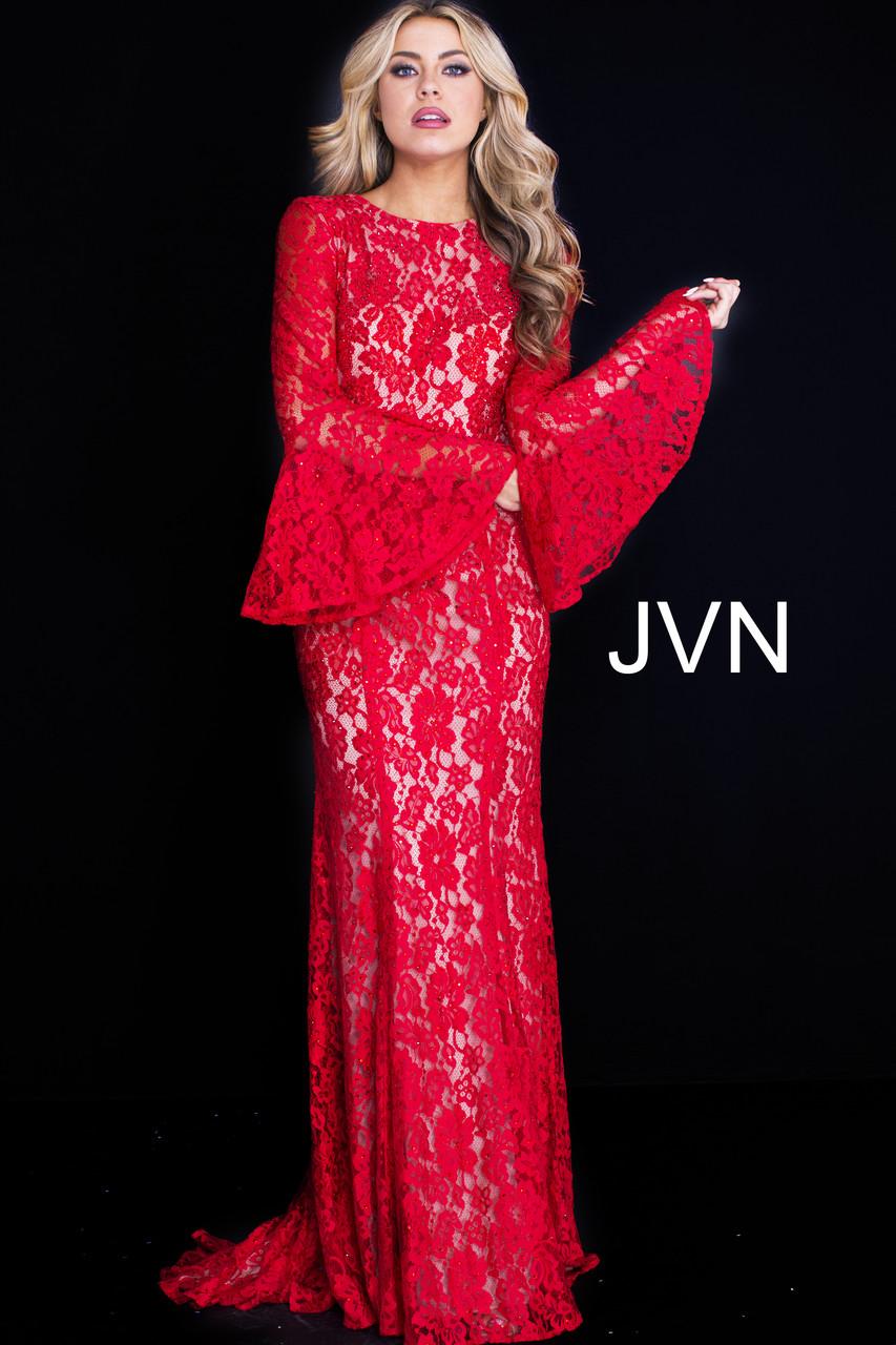 eb2957e1f48 JVN by Jovani JVN58144 - B Chic Fashions