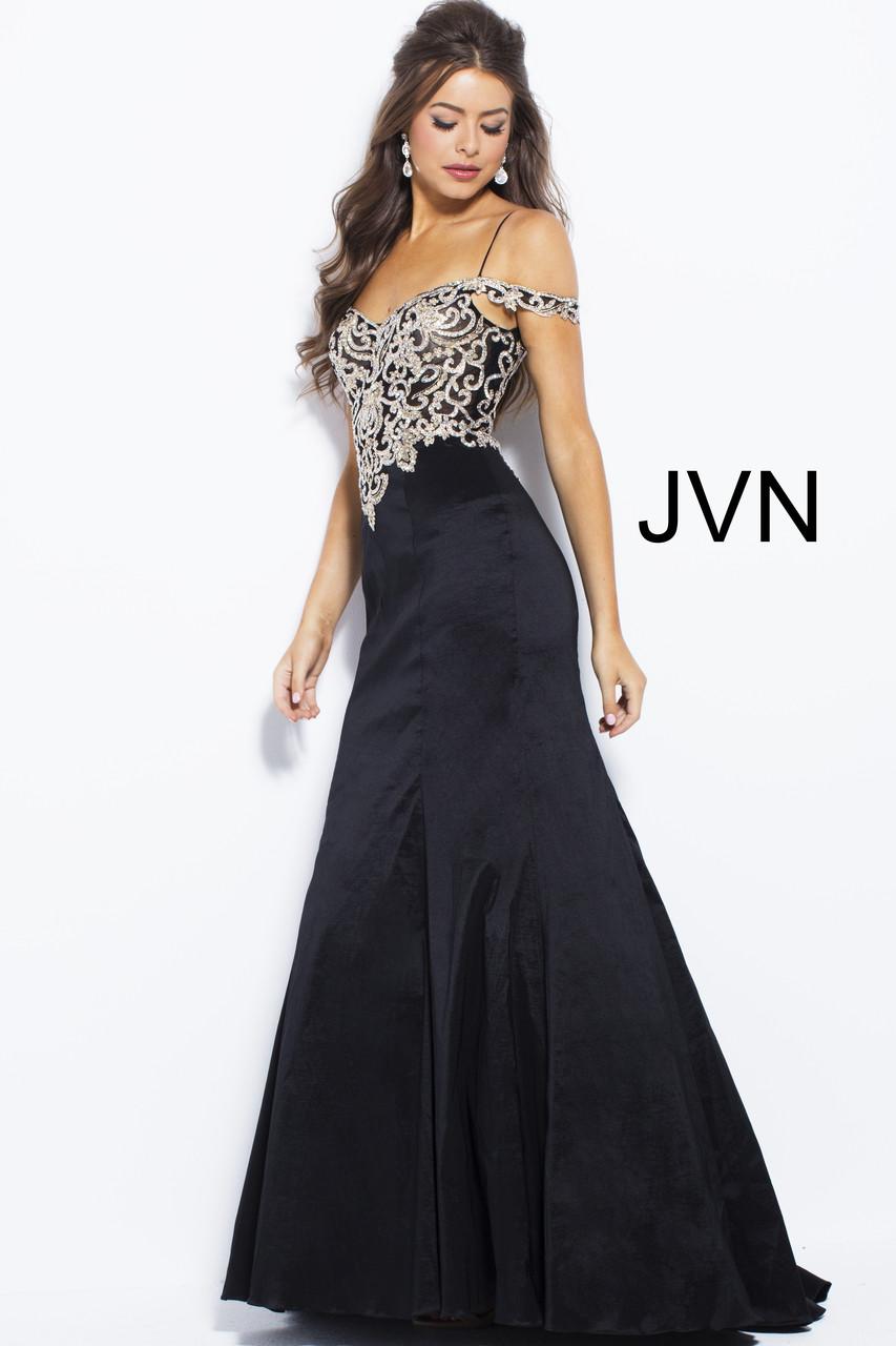 5f819e8234c JVN by Jovani JVN60204 - B Chic Fashions