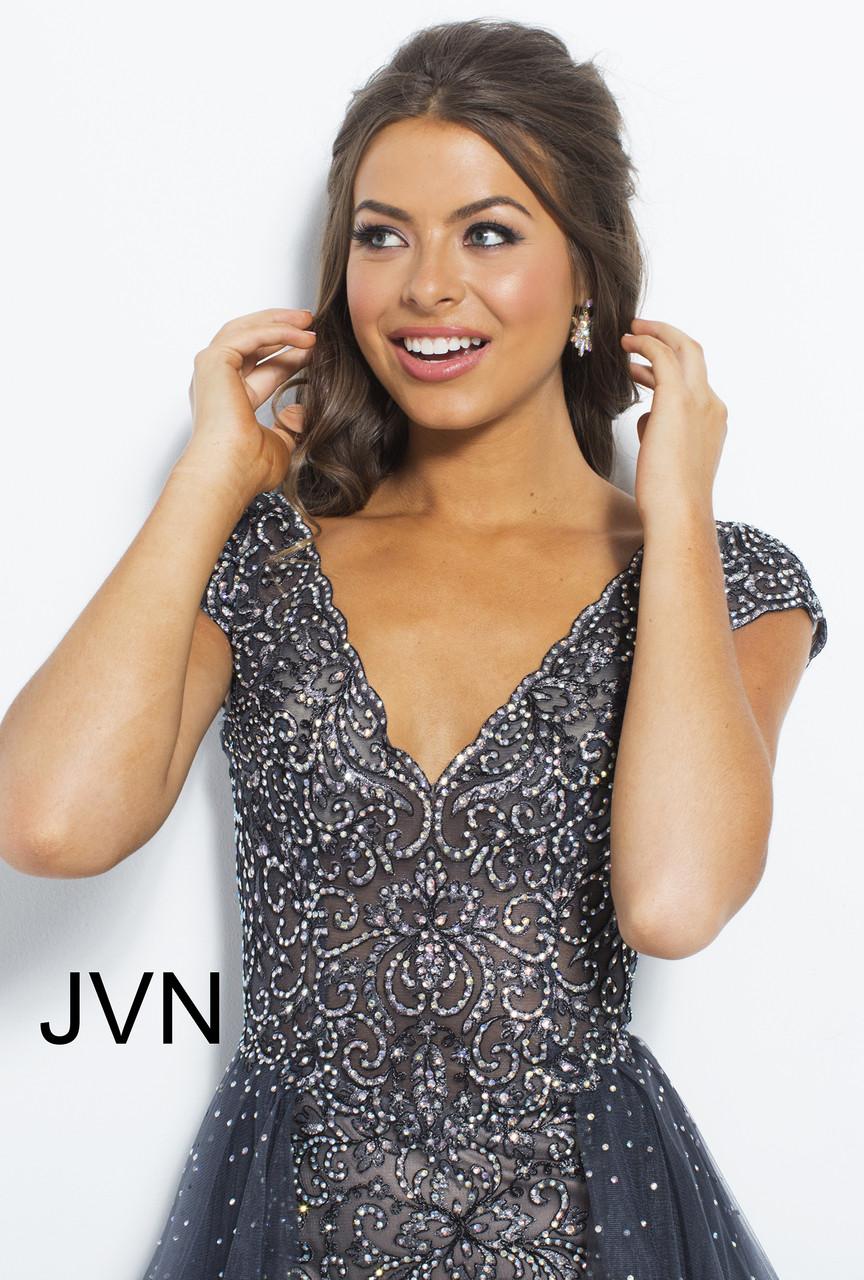 9e4cabf5e0 JVN by Jovani JVN60967 - B Chic Fashions