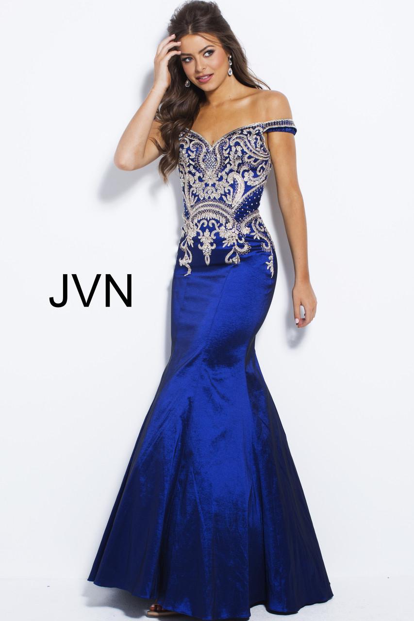 a201174a74e JVN by Jovani JVN61193 - B Chic Fashions