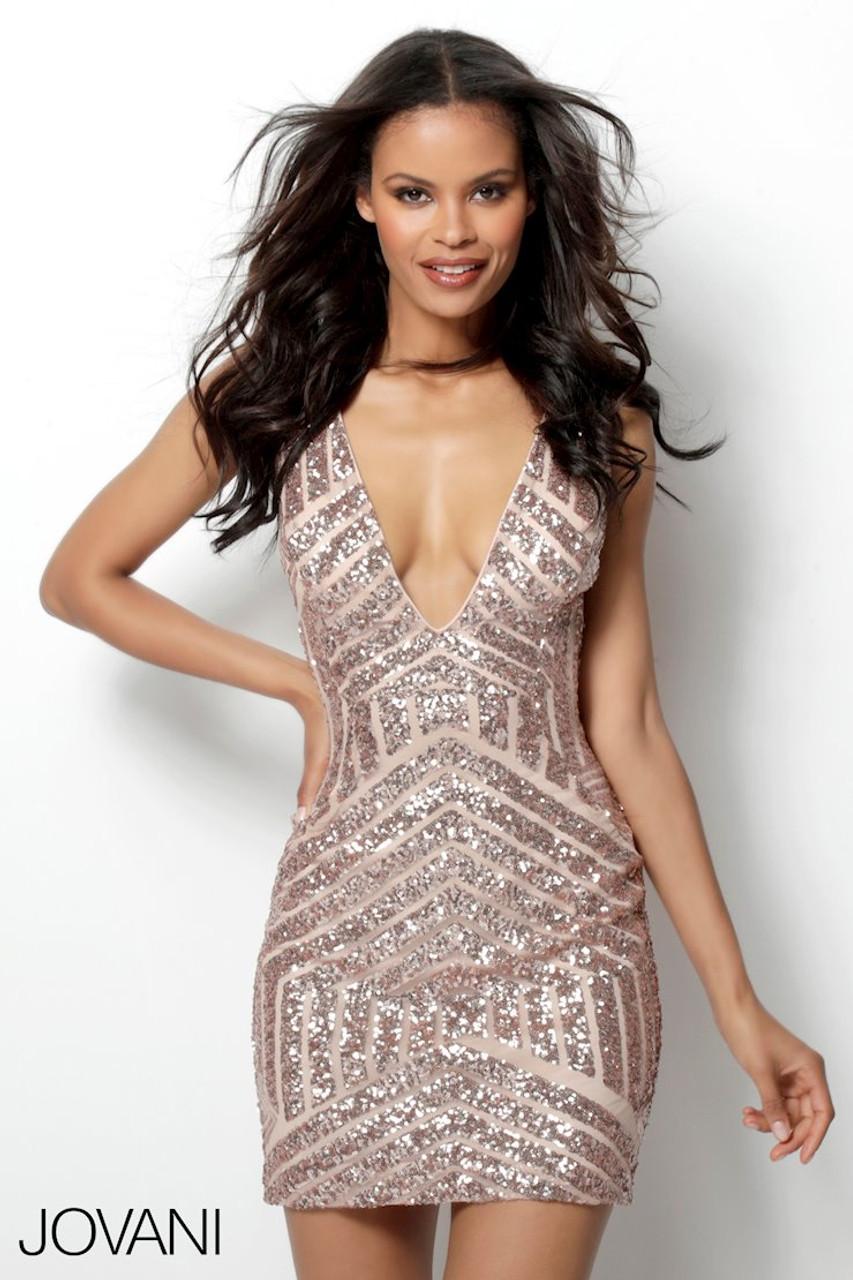 844b1029 Jovani 63899 - B Chic Fashions
