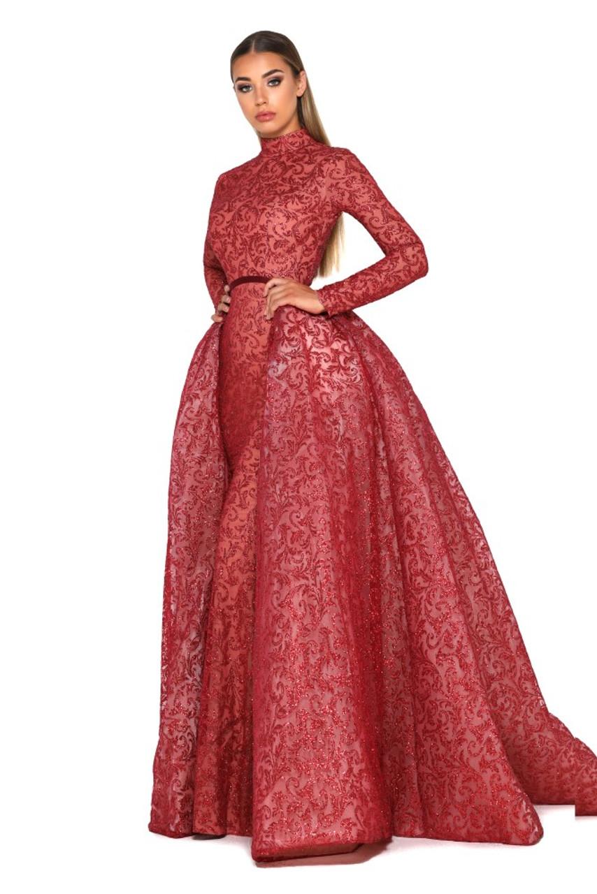 b40c8112b2c0 Portia & Scarlett 1702 Long Sleeve - B Chic Fashions