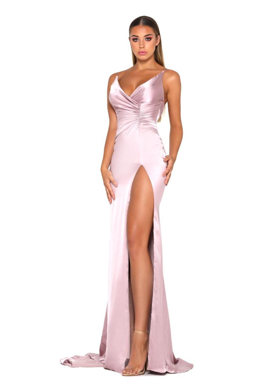 59d8ba039eb Portia   Scarlett Hugo Gown - B Chic Fashions