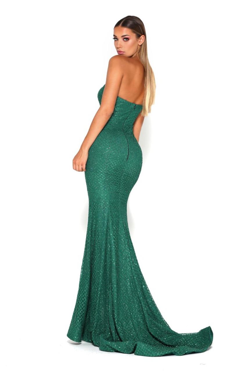 9ddc43239edb Portia & Scarlett Tyra Gown - B Chic Fashions