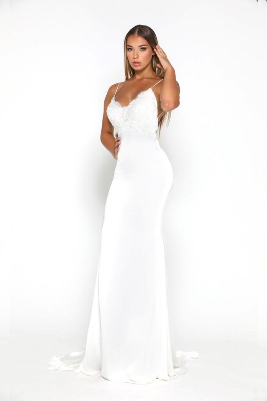 2978b19c441 Portia   Scarlett Valentina Gown - B Chic Fashions