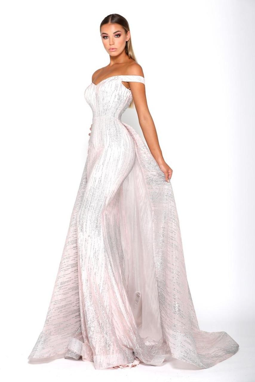 7dc13dbfa1 Portia & Scarlett Alice Gown - B Chic Fashions