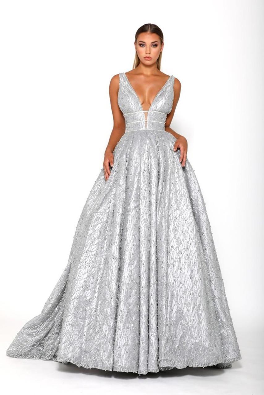 358b4c4f2e Portia & Scarlett Cinderella Gown - B Chic Fashions