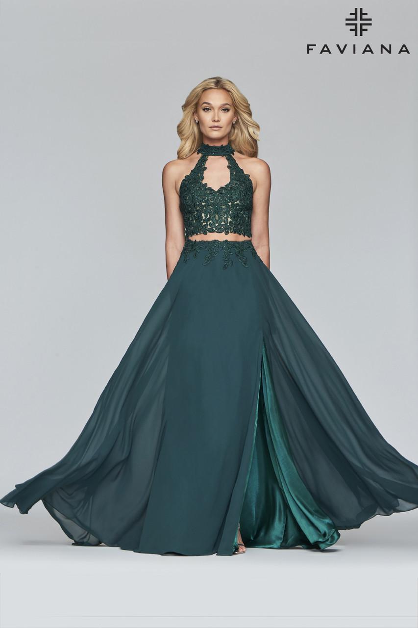 3c9d4e4de3 Faviana S10220 - B Chic Fashions
