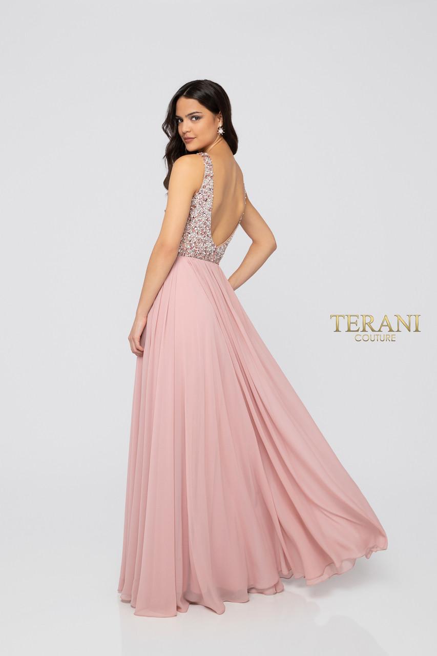 c54909673fd Terani Couture 1912P8200