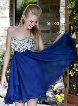 Sherri Hill SH3879